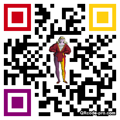 QR code with logo 1X9s0