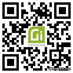 QR code with logo 1XAf0