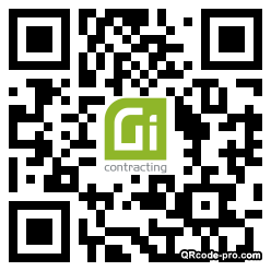 QR code with logo 1XF60