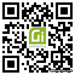 QR code with logo 1XFK0