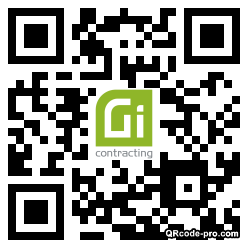QR code with logo 1XFn0