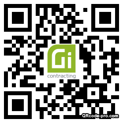 QR code with logo 1XG00