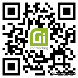 QR code with logo 1XG60