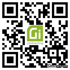 QR code with logo 1XG90