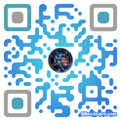 QR code with logo 1XGG0