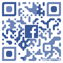 QR code with logo 1XHr0