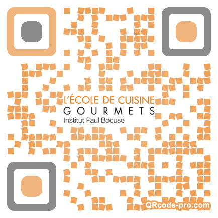 QR code with logo 1XI20