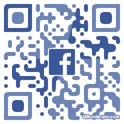 QR code with logo 1XIV0