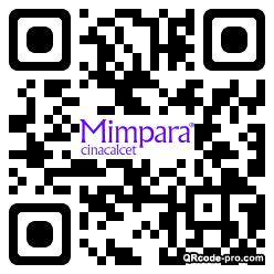 QR code with logo 1XJP0