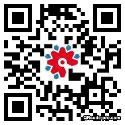 QR code with logo 1XKA0
