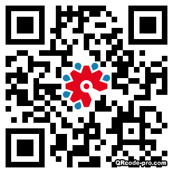 QR code with logo 1XKB0