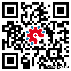 QR code with logo 1XKx0