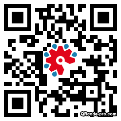 QR code with logo 1XKz0
