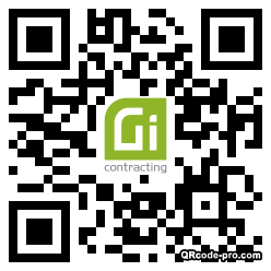 QR code with logo 1XL90