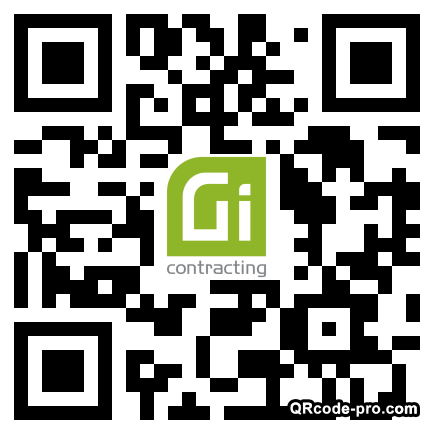 QR code with logo 1XM20