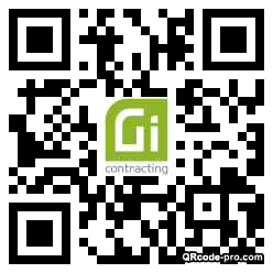 QR code with logo 1XM60