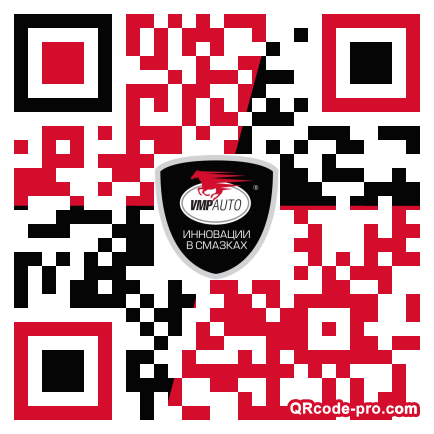 QR code with logo 1XQ90