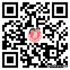 QR code with logo 1XQv0