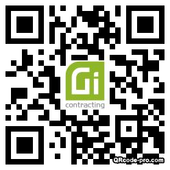 QR code with logo 1XRG0