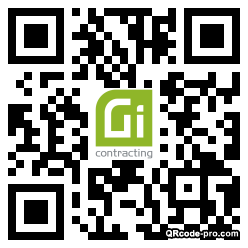 QR code with logo 1XS10