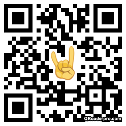 QR code with logo 1XS60