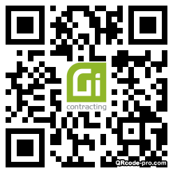 QR code with logo 1XS80