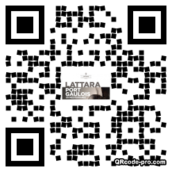 QR code with logo 1XSM0