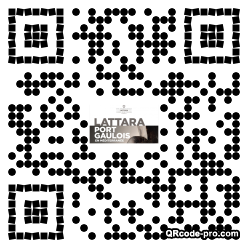 QR code with logo 1XSN0