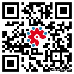 QR code with logo 1XSZ0