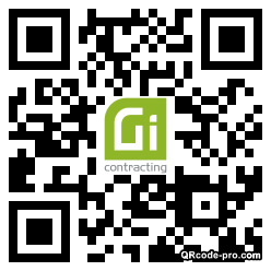 QR code with logo 1XSf0