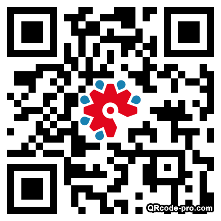 QR code with logo 1XTp0