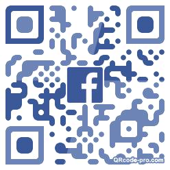 QR code with logo 1XVj0