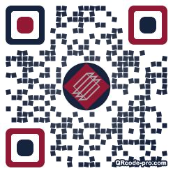 QR code with logo 1XW70