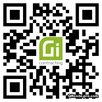 QR code with logo 1XWD0