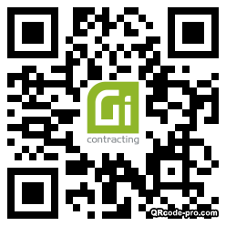QR code with logo 1XWF0
