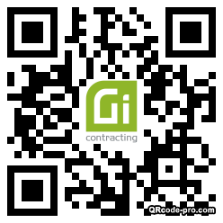 QR code with logo 1XWG0