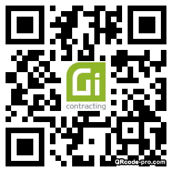QR code with logo 1XWI0