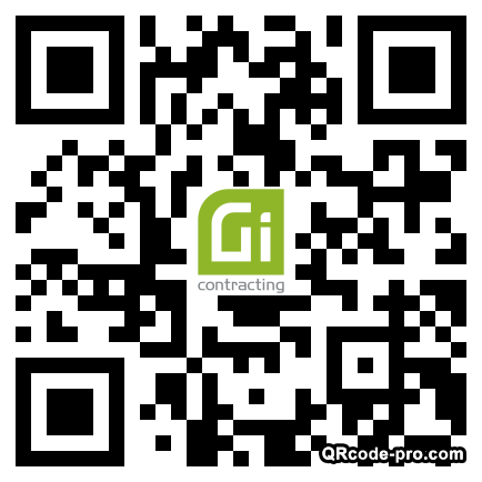 QR code with logo 1XWK0