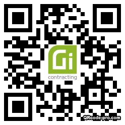QR code with logo 1XWL0