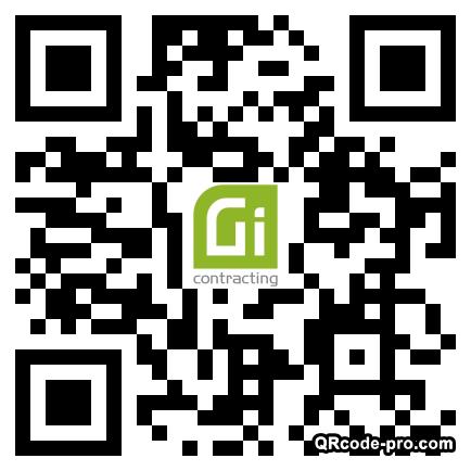 QR code with logo 1XWL0
