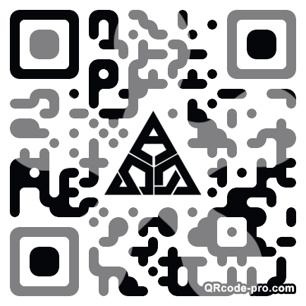 QR code with logo 1XWZ0