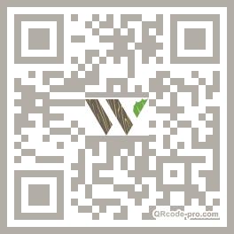 QR code with logo 1XWe0