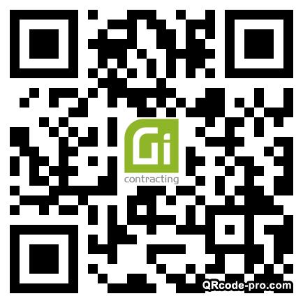 QR code with logo 1XX00