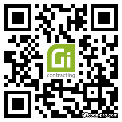 QR code with logo 1XX30