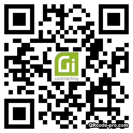 QR code with logo 1XX80