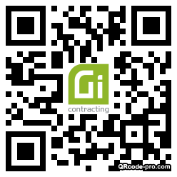 QR code with logo 1XXd0