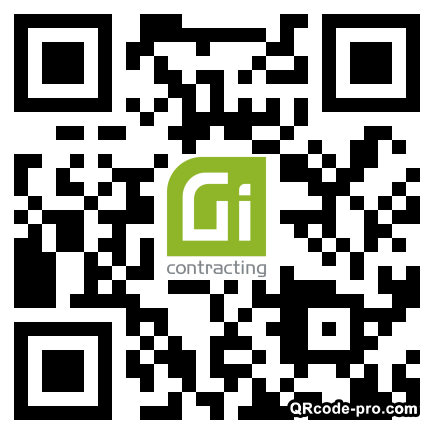 QR code with logo 1XYa0
