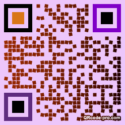 QR code with logo 1XdP0