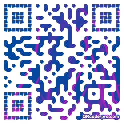 QR code with logo 1XdX0