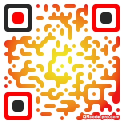 QR code with logo 1Xdo0
